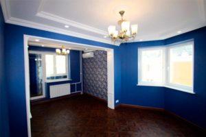 Ремонт трехкомнатной квартиры в Таллинне