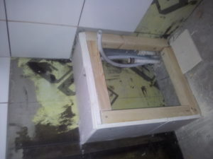 Vannitubade remont
